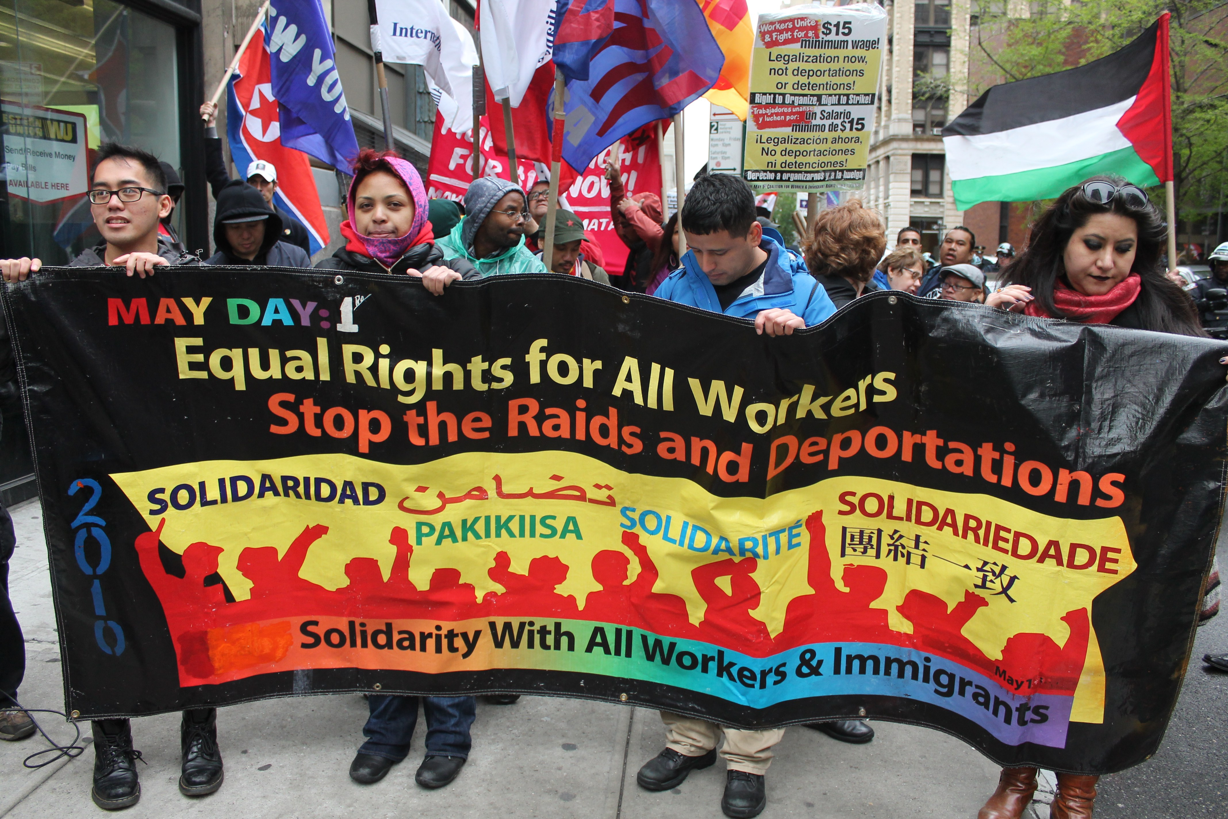 Employment Rights of Undocumented Workers
