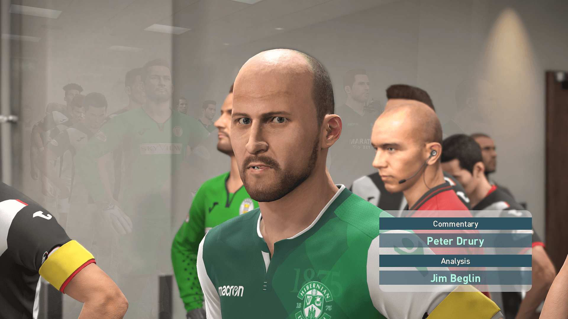 Pro Evolution Soccer 2019 Review - Jump Dash Roll