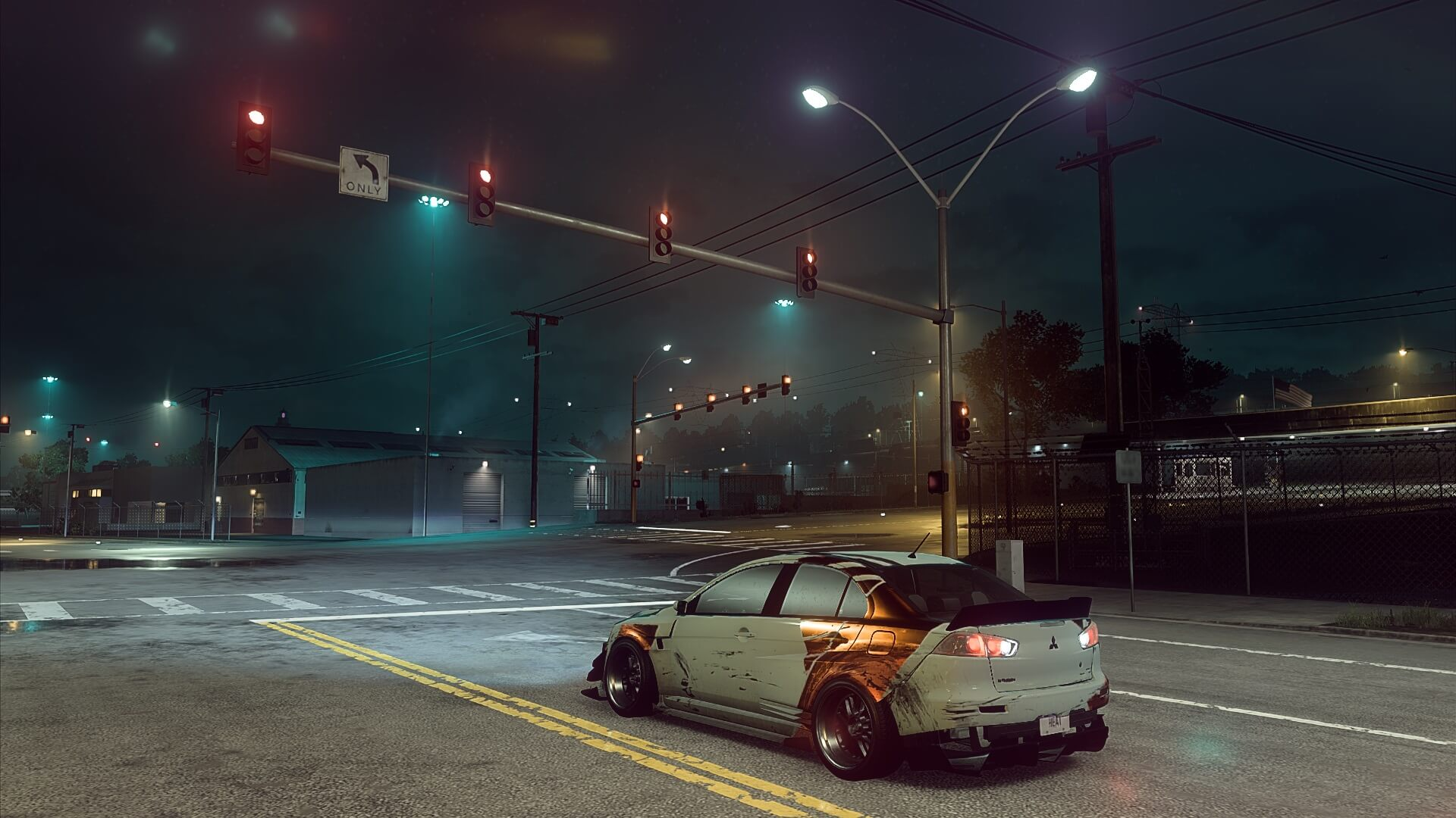 Need For Speed Heat Review Jump Dash Roll
