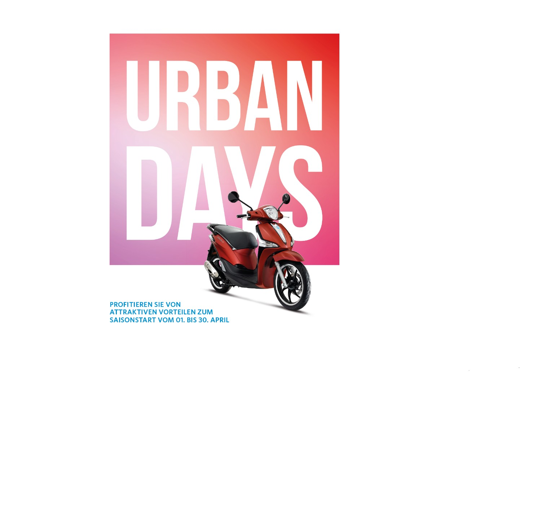 Piaggio Urban Days 2018