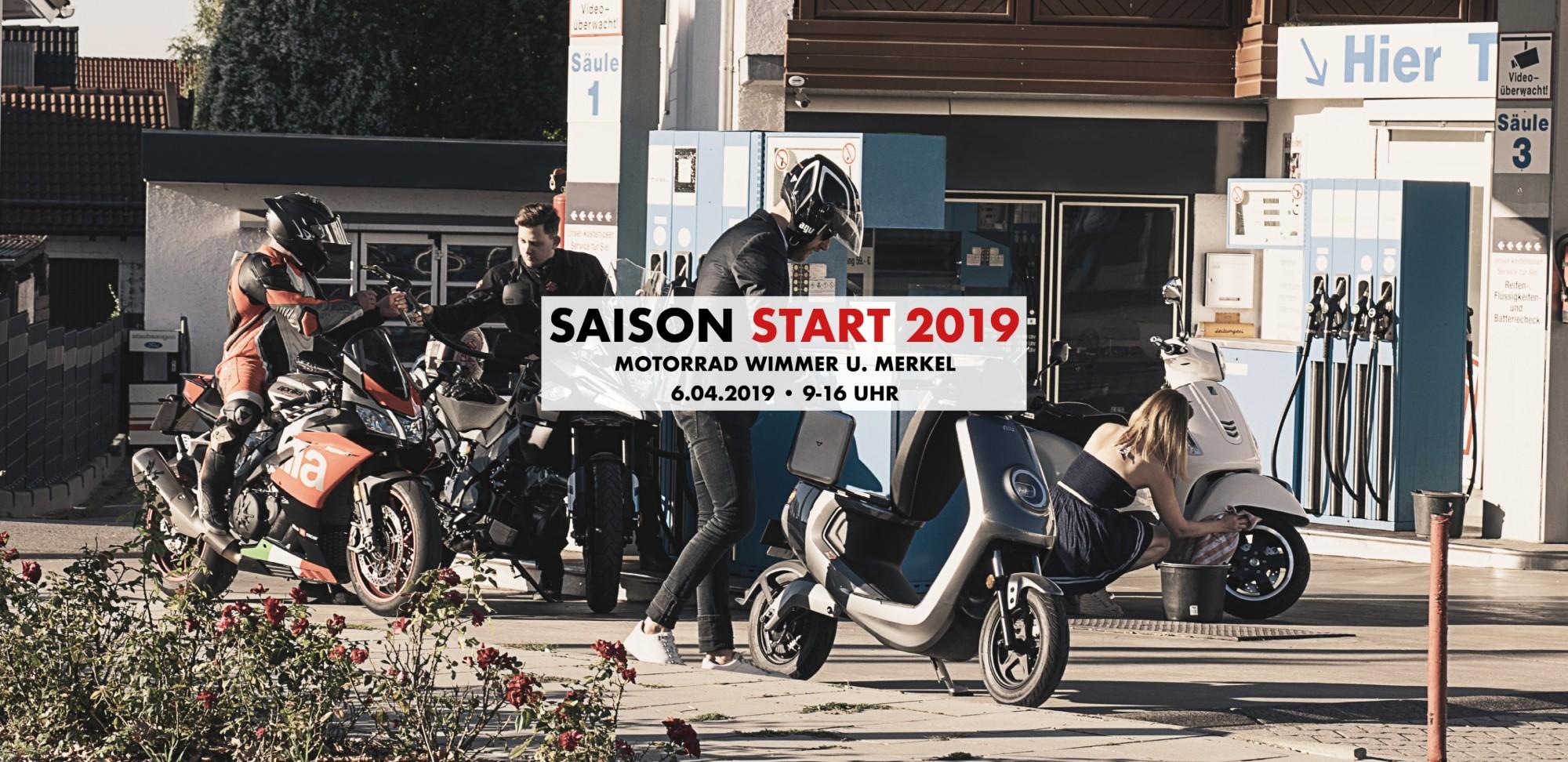 Saison Start 2019