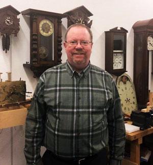 Kim Miller, Cedar Valley Clocks