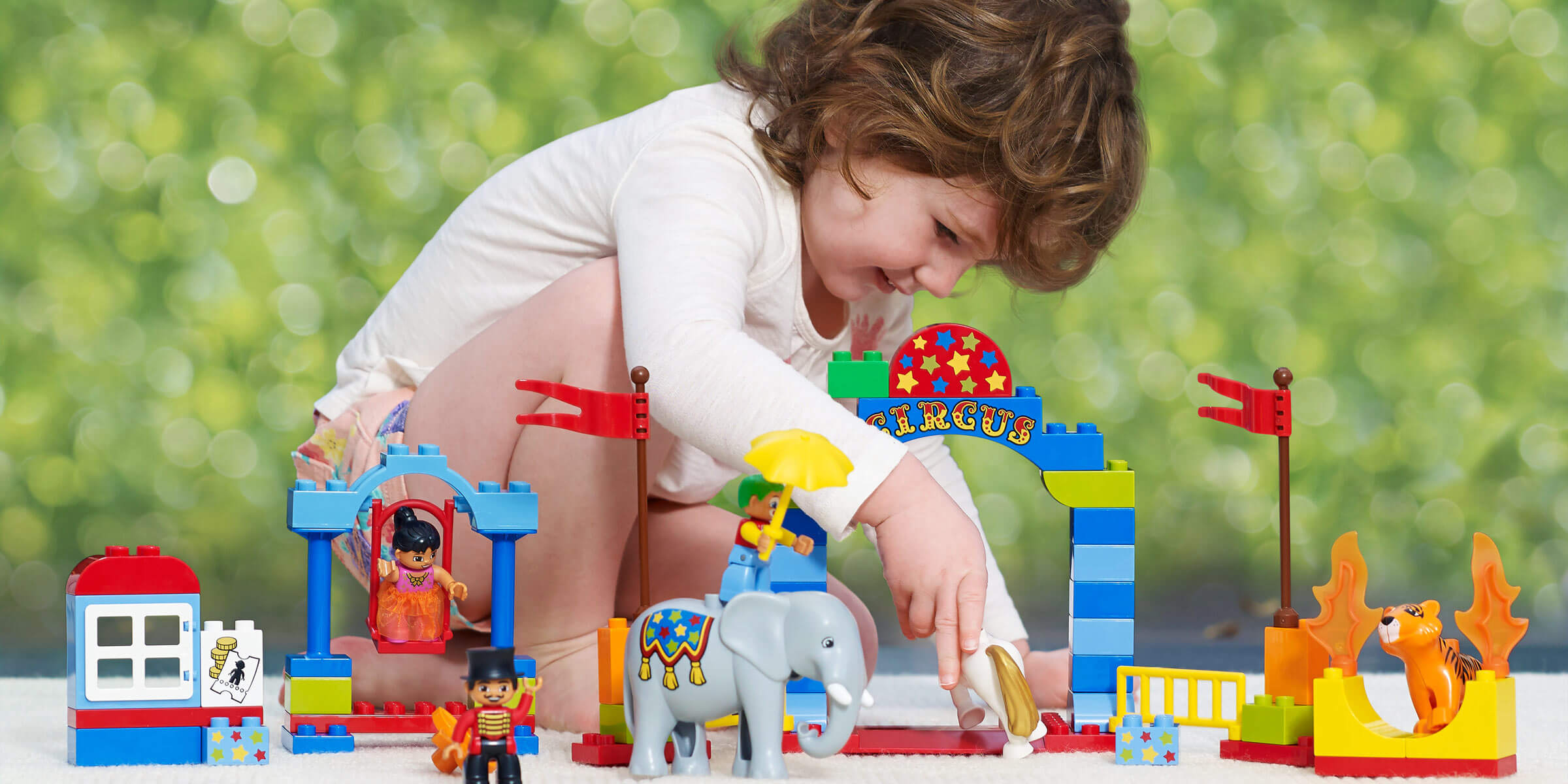 Building the 'Big Bricks for Little Hands' campaign for LEGO Duplo