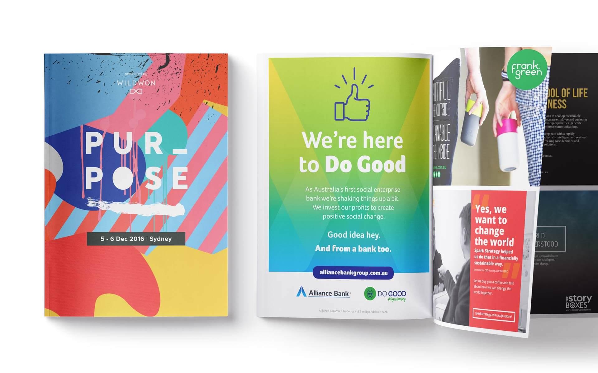 Purpose 2016 Program design