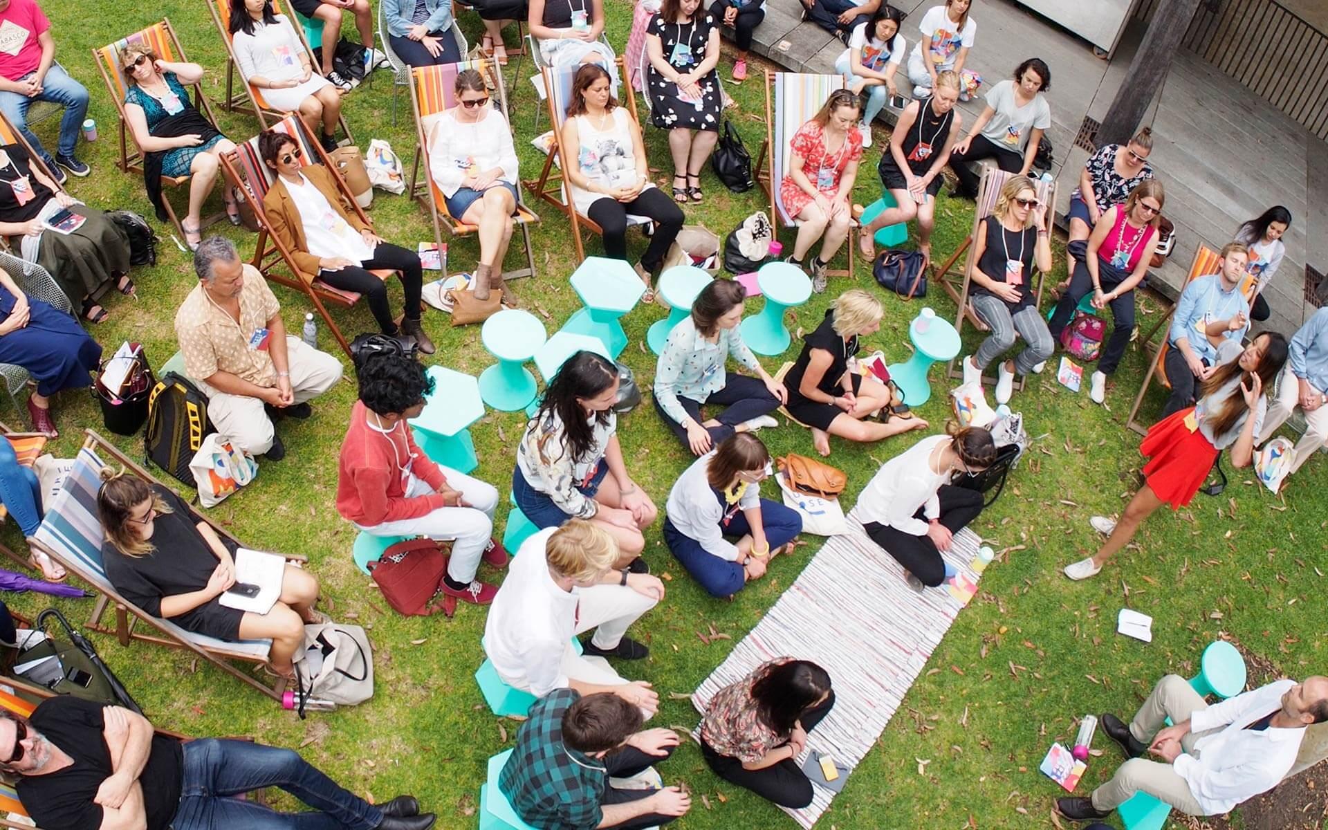 Purpose 2016 yoga and meditation outdoors