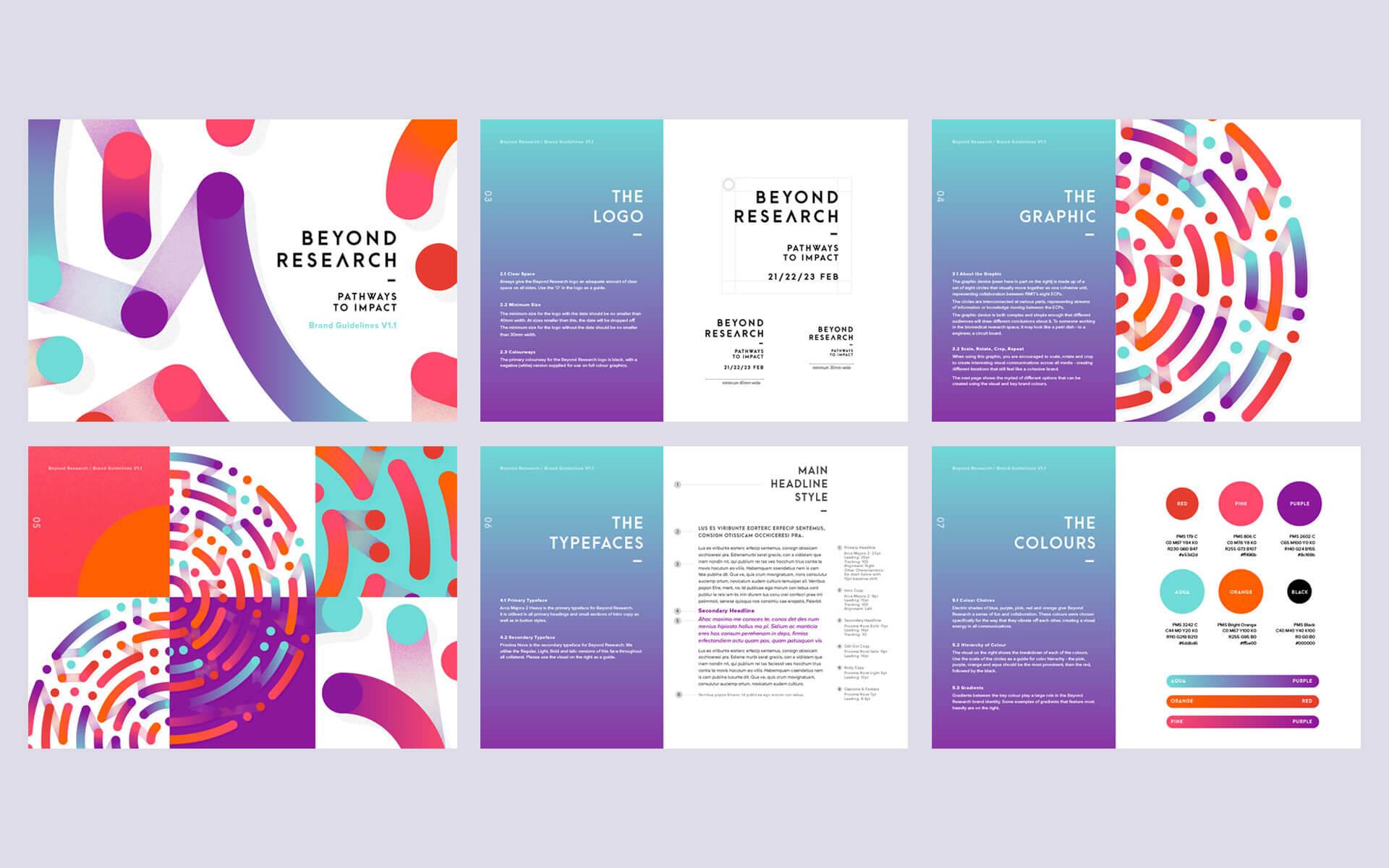 Beyond Research branding style guide