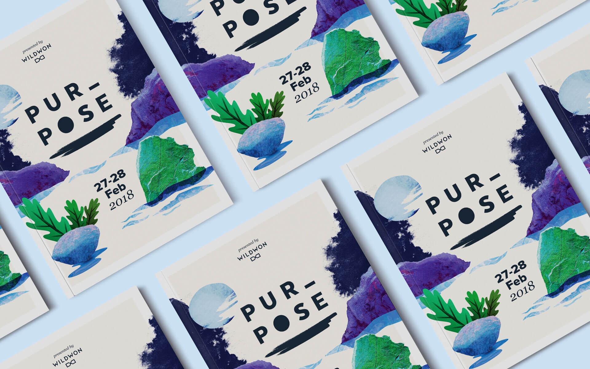 Purpose 2018 program covers