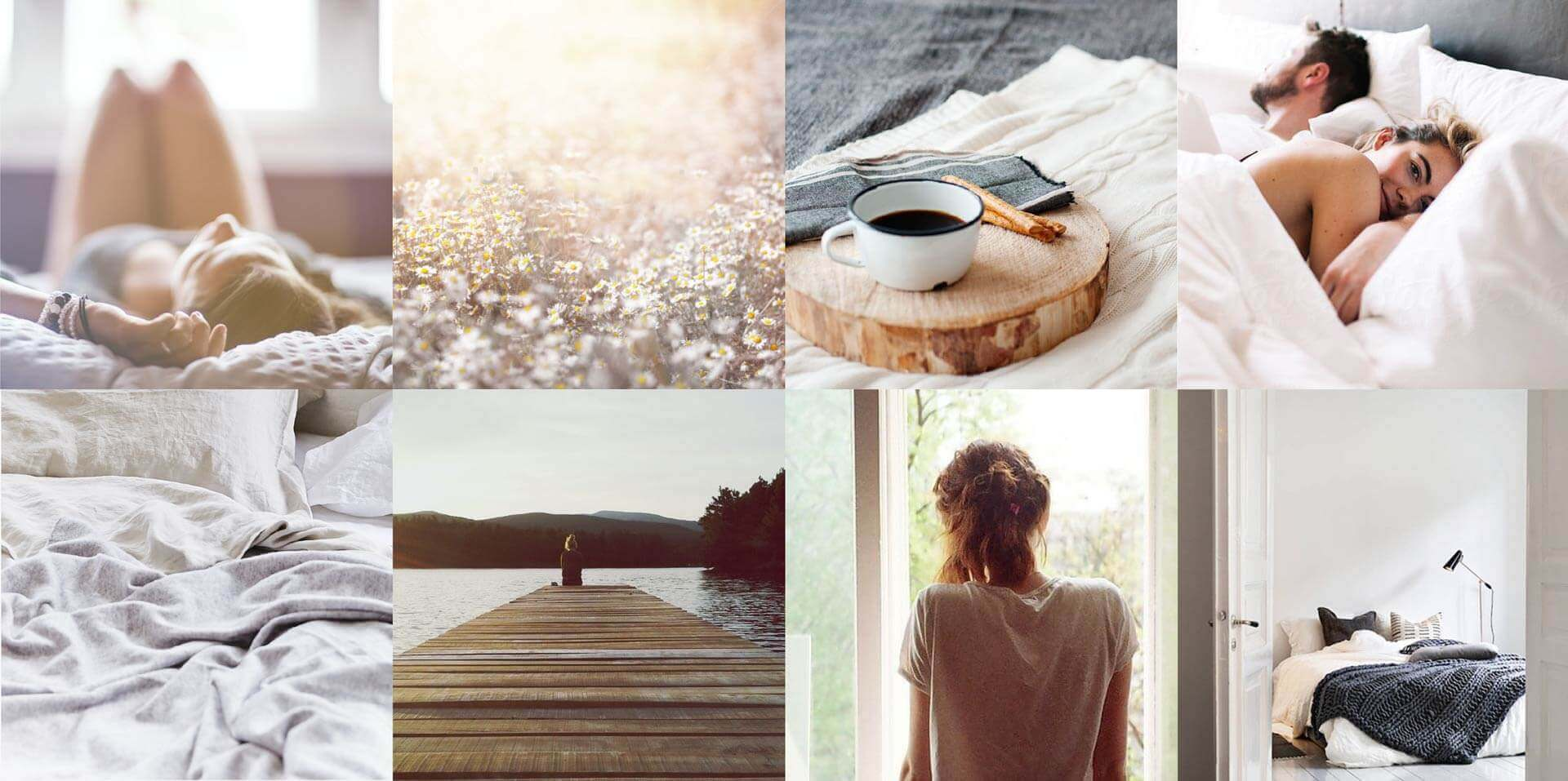 On Indigo Bay mood board