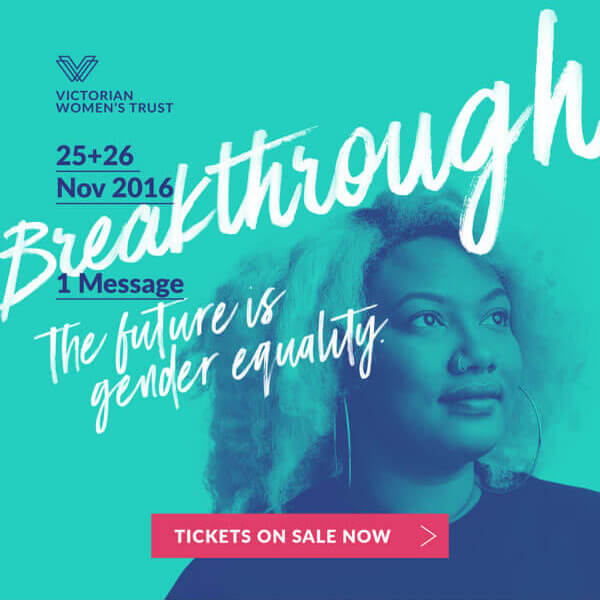Breakthrough social media images: Tickets on sale