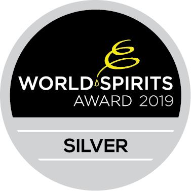 World Spirits Award Gold Silber
