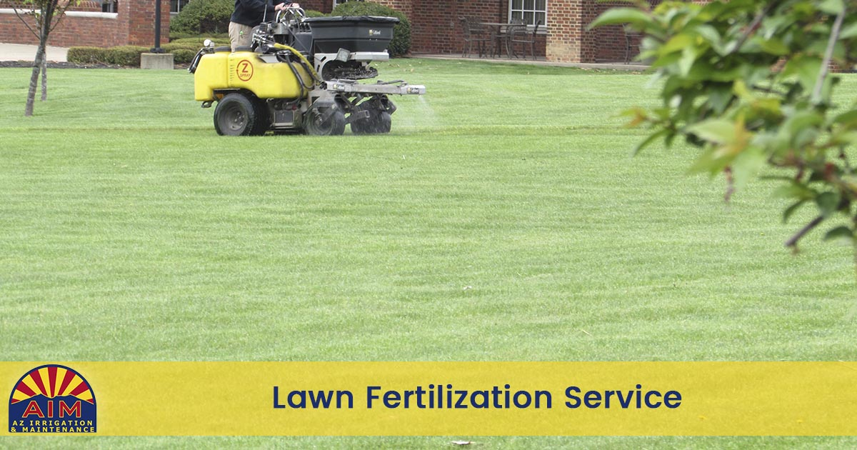 Flagstaff Lawn Fertilization Company