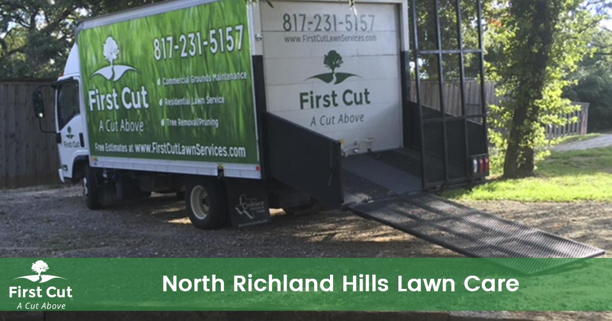 Lawn Care Service in North Richland Hills