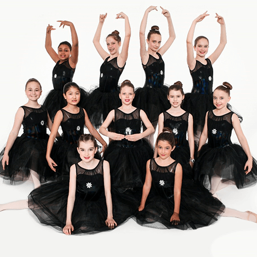 Dance Organization Photography