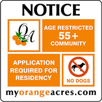 Restrictions notice icon