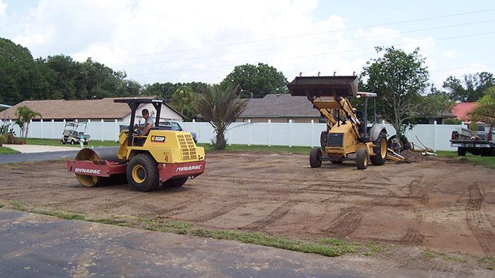 Manufactured home lot Sarasota