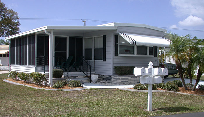 Pre-owned mobile home for sale