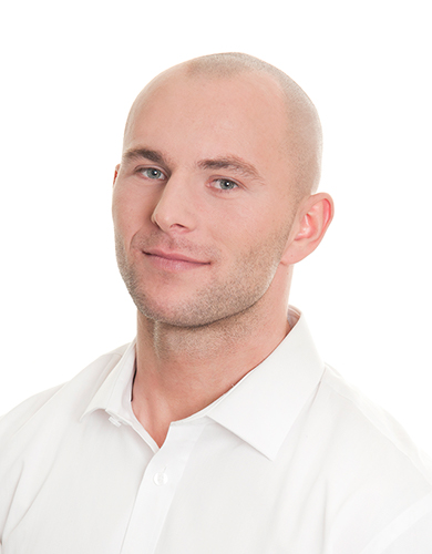 Marek, Sports Nutritionist and Trainer