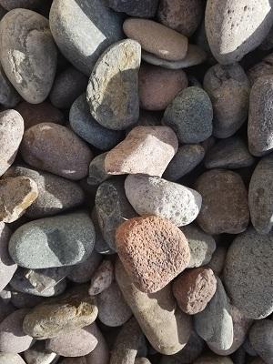 "Arizona River Rocks 1""-3"""