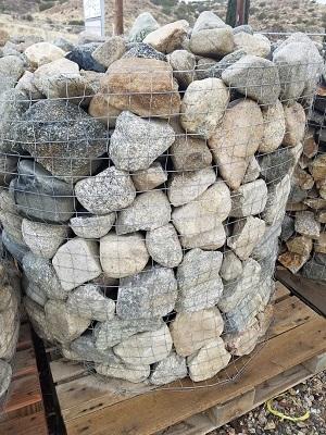 """Granite Boulders 4""""- 6"""""""