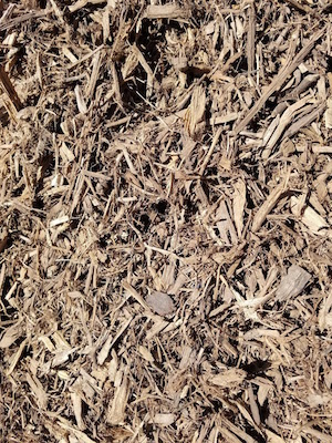 Forest Floor Mulch