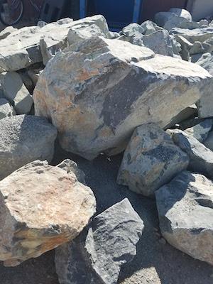 Aqua Boulders