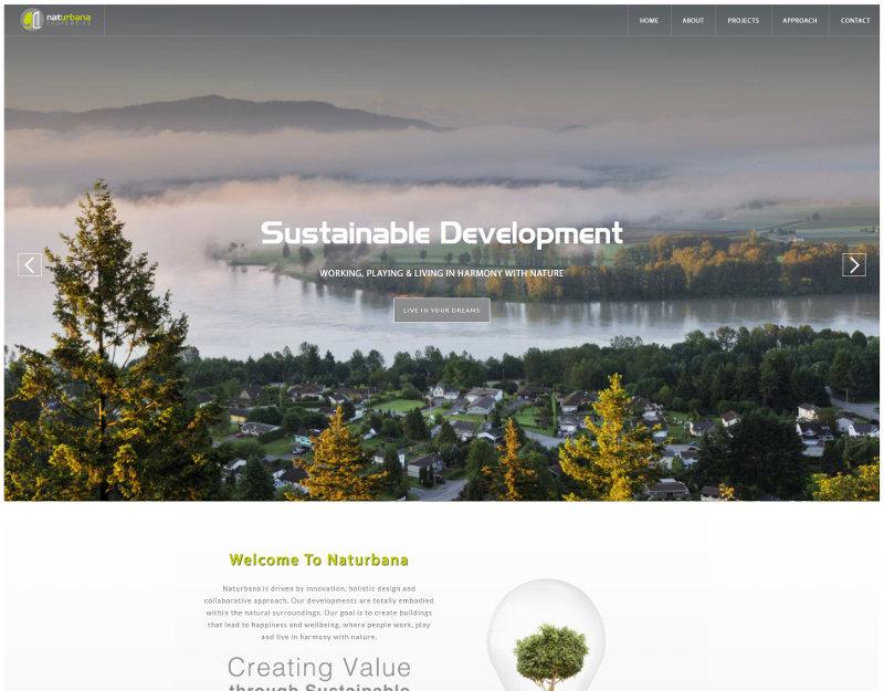 Life Names Business Websites - Naturbana Properties