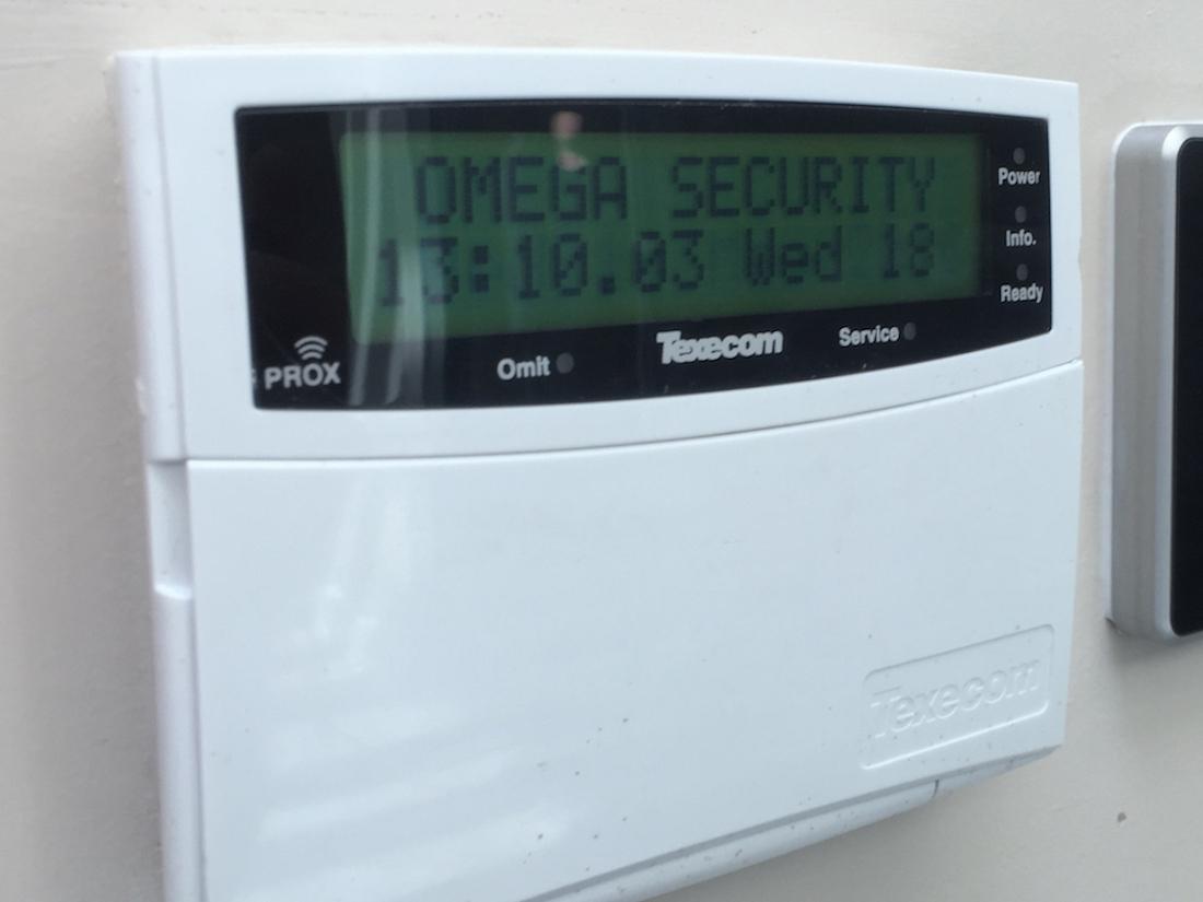 7. Alarm Systems