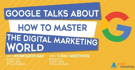 Google Talks About How To Master Digital Marketing