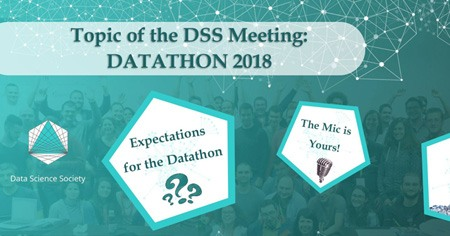 Meetup: Datathon 2018: What to Expect?