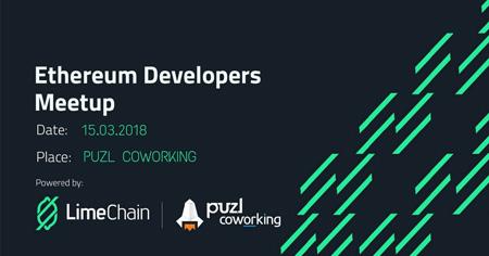 First Ethereum Developers Meetup