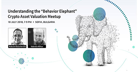Sofia Crypto Asset Valuation Meetup