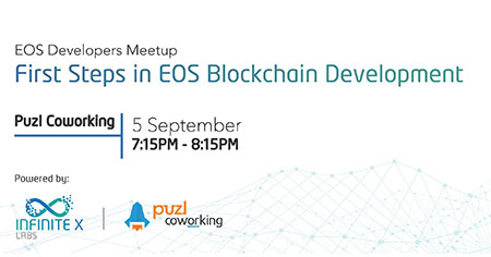 First Steps in EOS Blockchain Development