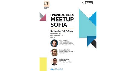 Financial Times Meetup Sofia: September