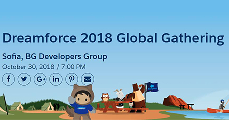 Dreamforce 2018 Global Gathering