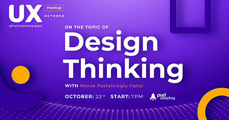 UX Meetup - Design Thinking
