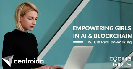 Empowering Girls in AI & Blockchain