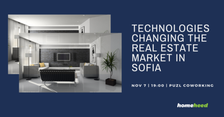 Technologies changing the real estate market in Sofia