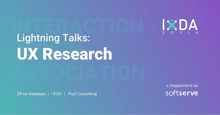 IxDA Lightning Talks | UX Research