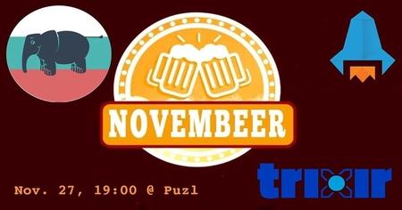 Nov embeer BGPHP && Laravel Bg Meetup
