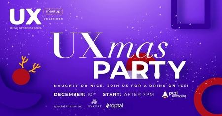 UXmas Party