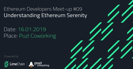 Ethereum Developers Meetup #09
