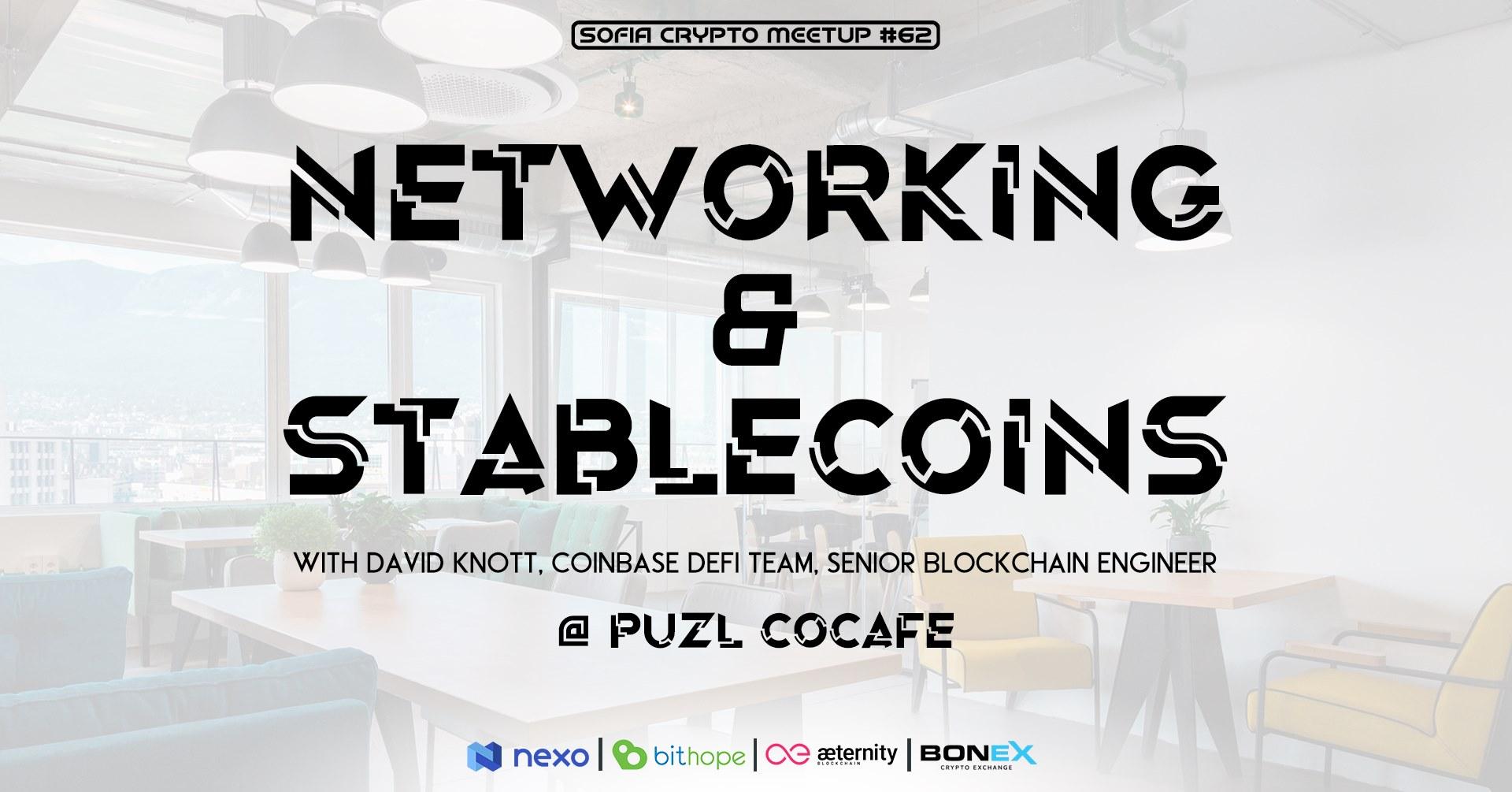 Sofia Crypto Meetup @ Puzl CoCafe