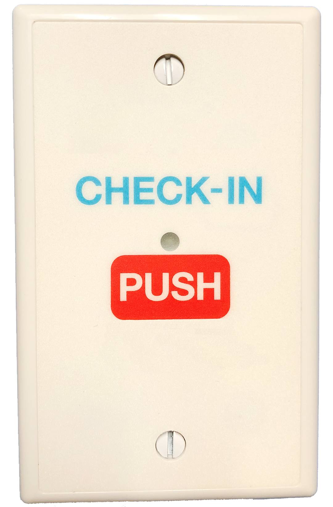 Nurse Call Check In Button