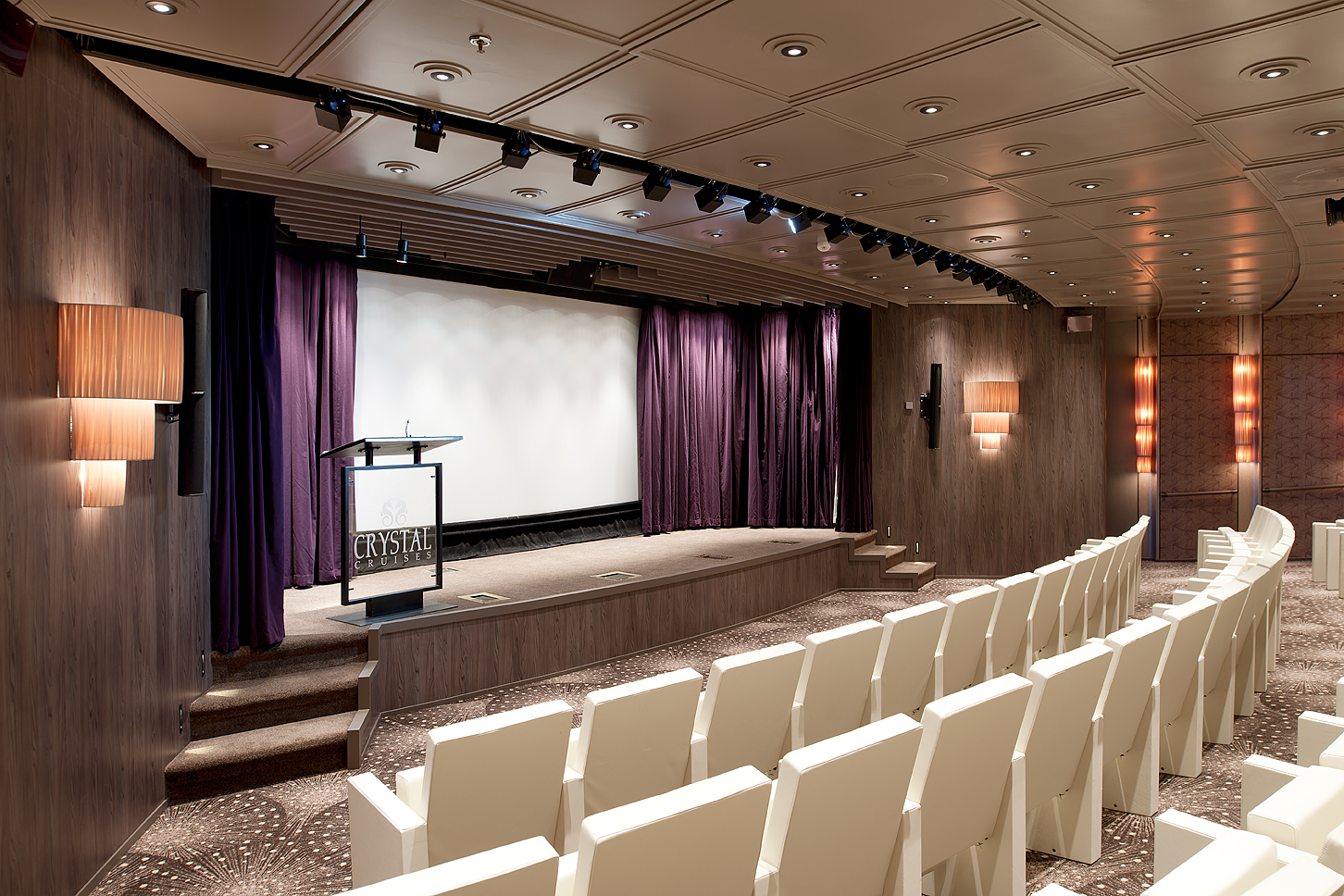 Crystal Symphony - Theater