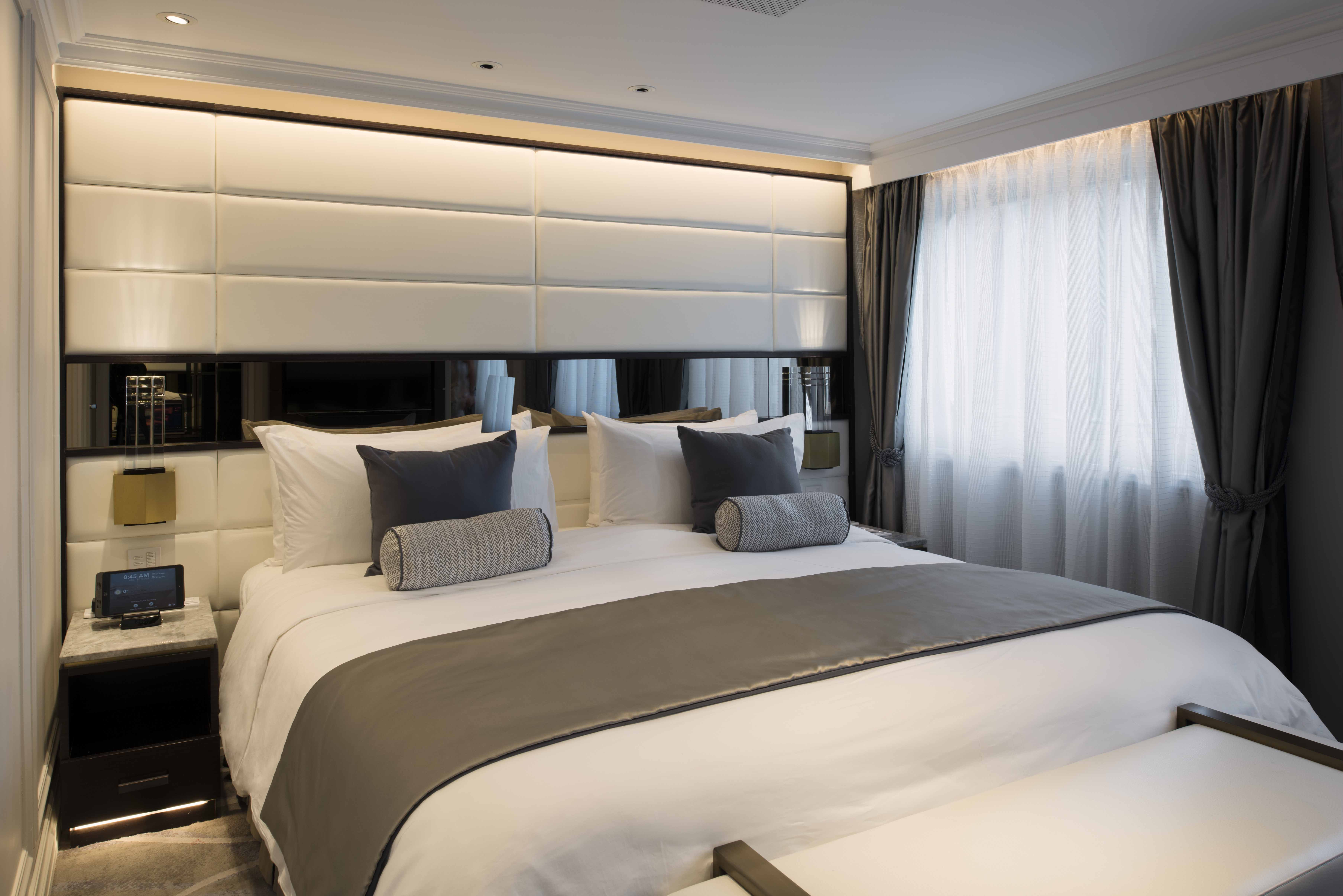 Crystal Esprit - Owner Suite Schlafzimmer