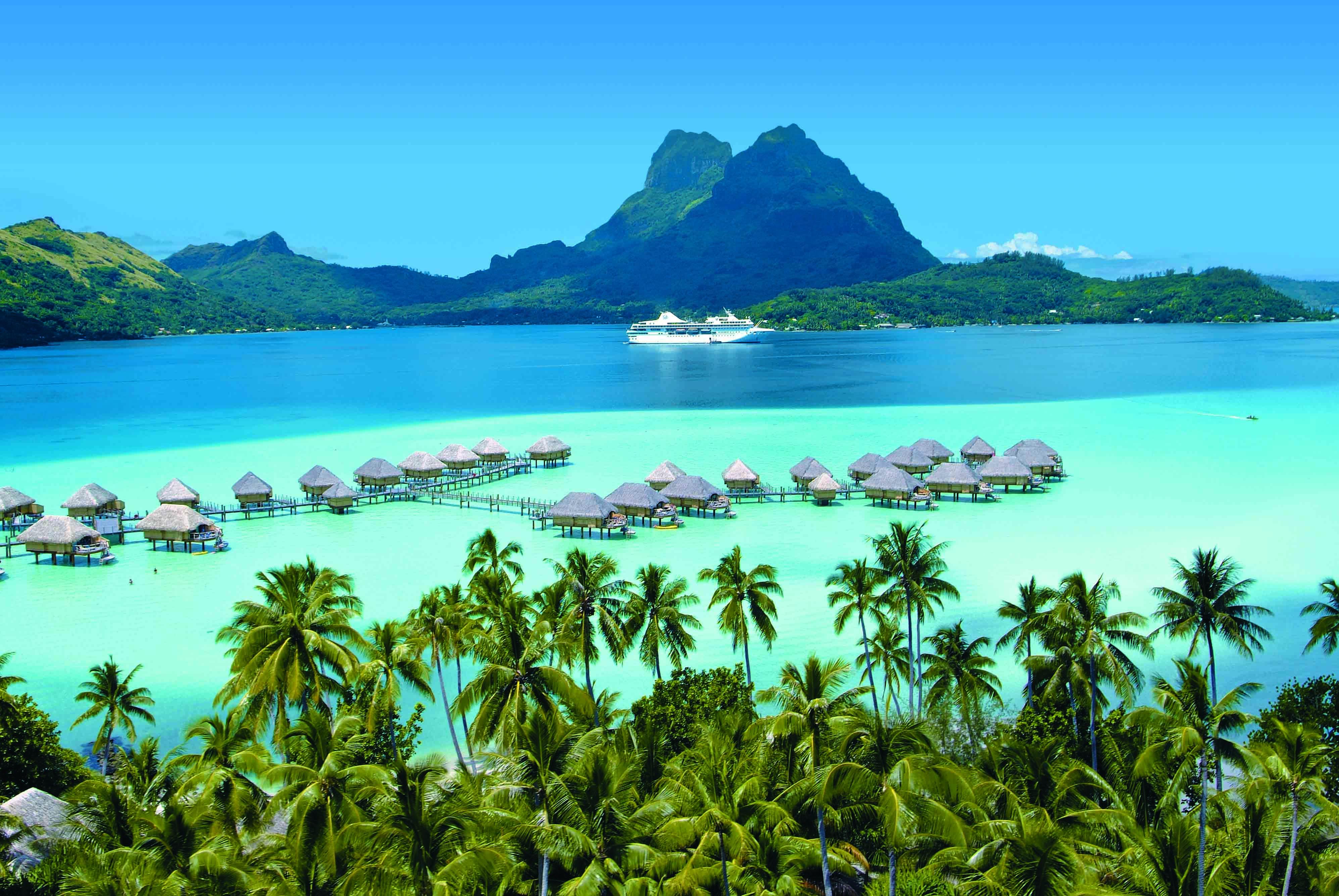 vor Bora Bora