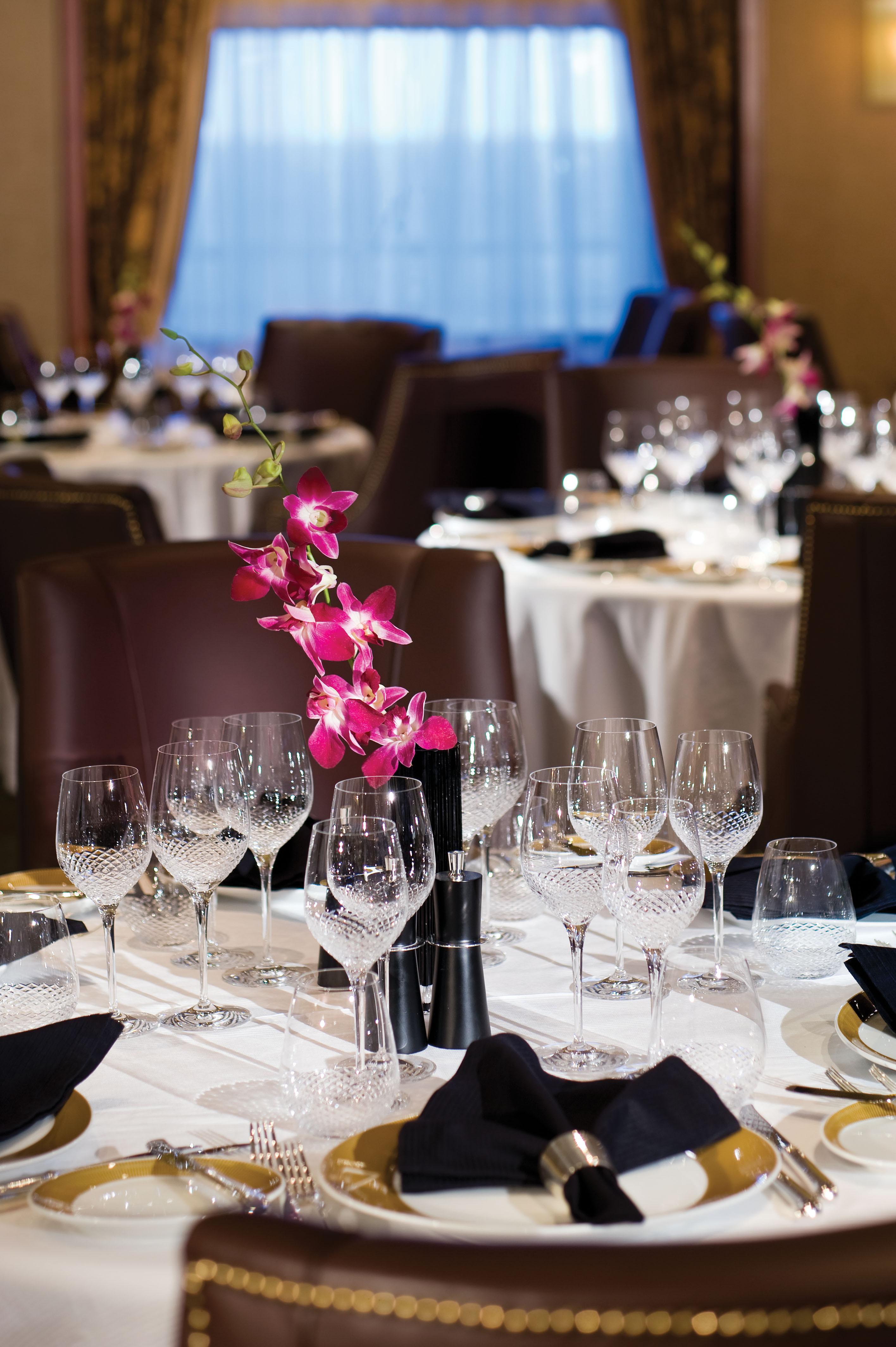 Seven Seas Voyager - Prime Seven Restaurant