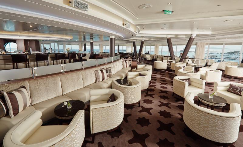 Seven Seas Mariner - Observation Lounge