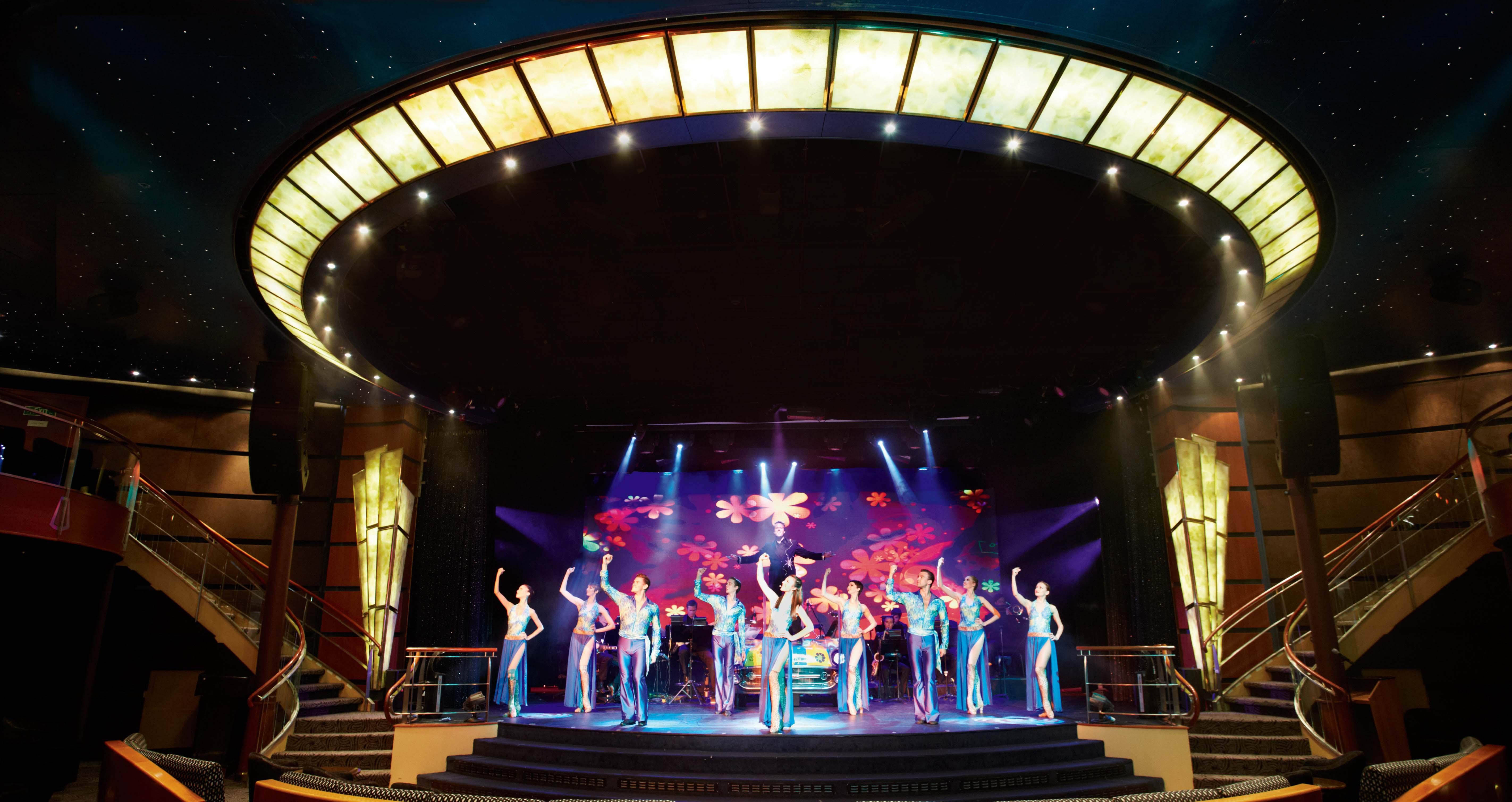 Seven Seas Navigator - Constellation Theater
