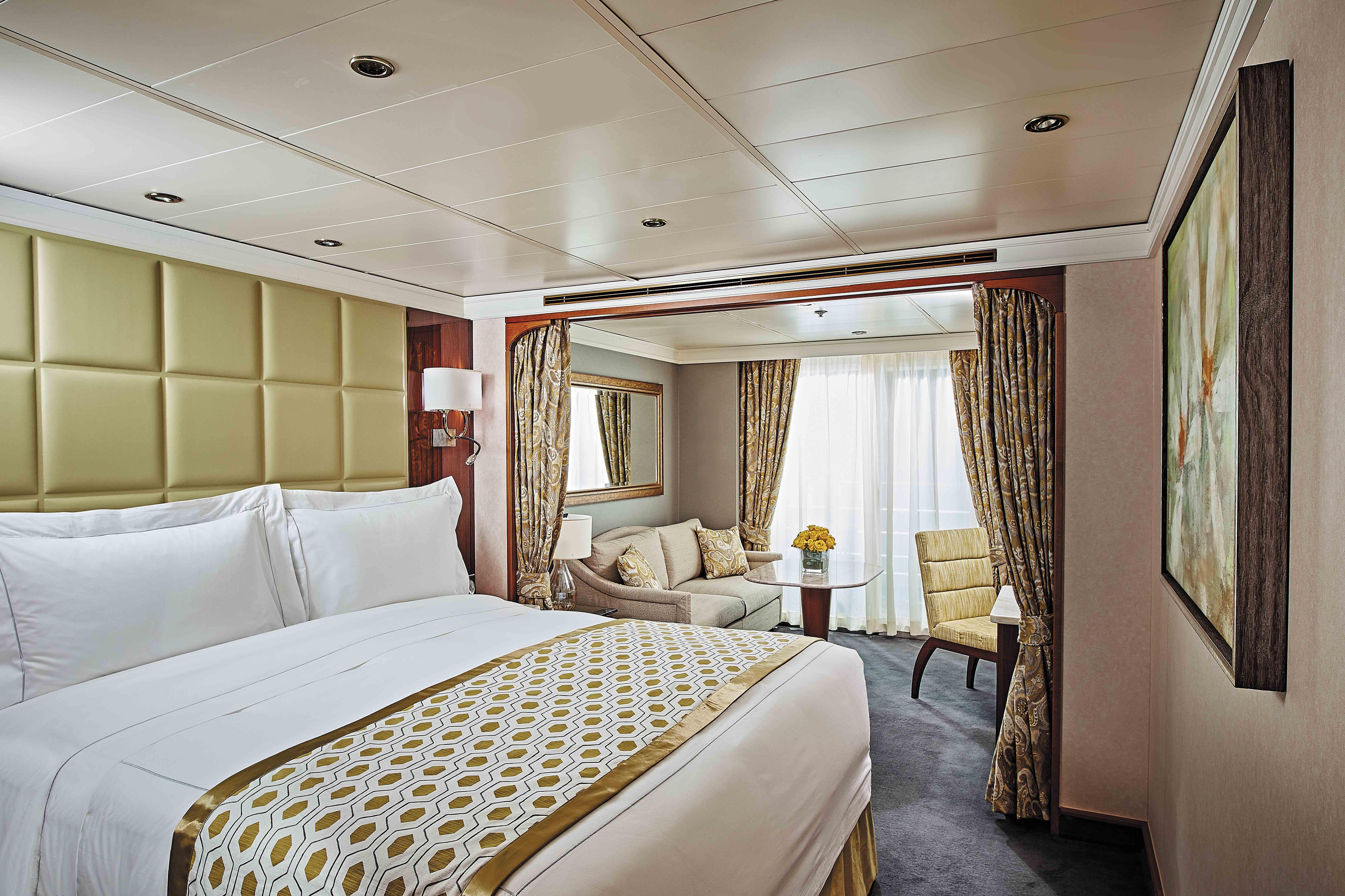 Seven Seas Navigator - Concierge Suite